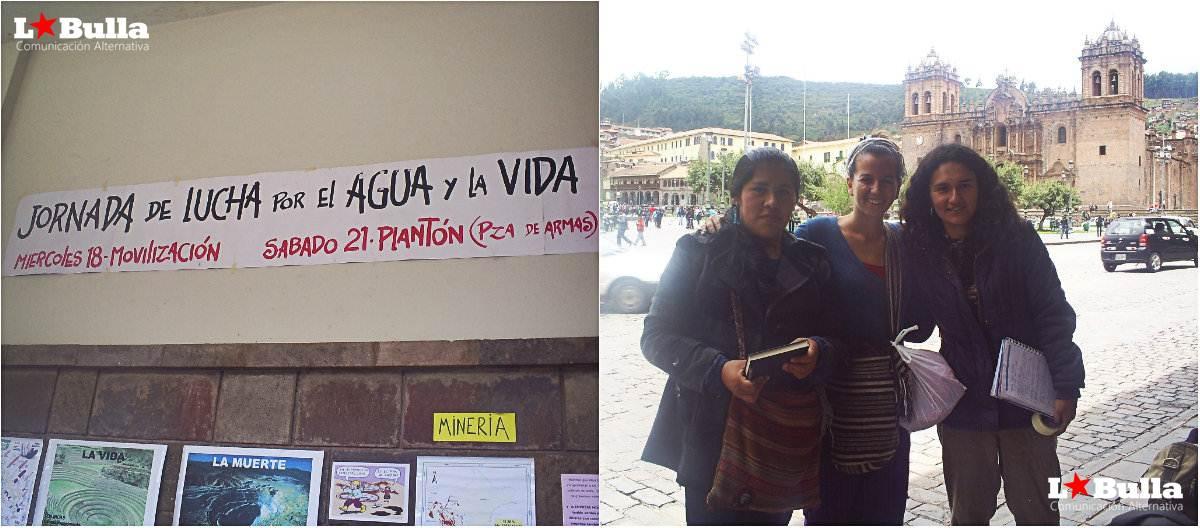 Colectivo el Muro, foto Romina Garcia Hermelo Perú