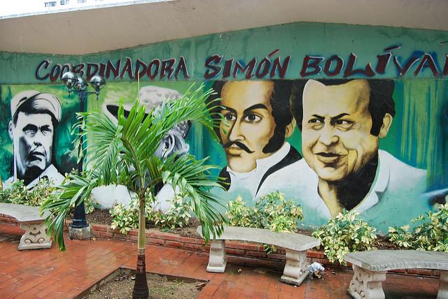 Coordinadora Simón Bolívar, La Bulla