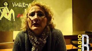 Solana Lopez en San Luis, Hablemos de aborto