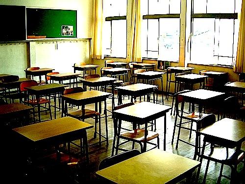 las escuelas en la bulla san luis
