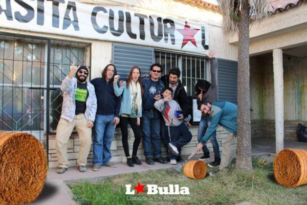 Coplada Chaca Pouer La Bulla San Luis