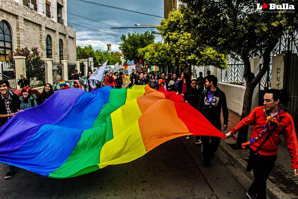 Foto 6ta Marcha del Orgullo por la Diversidad y la Igualdad San Luis