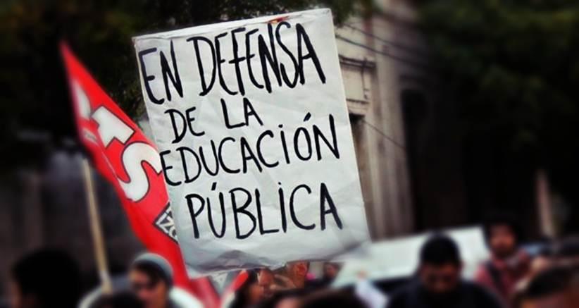 en defensa de la educación