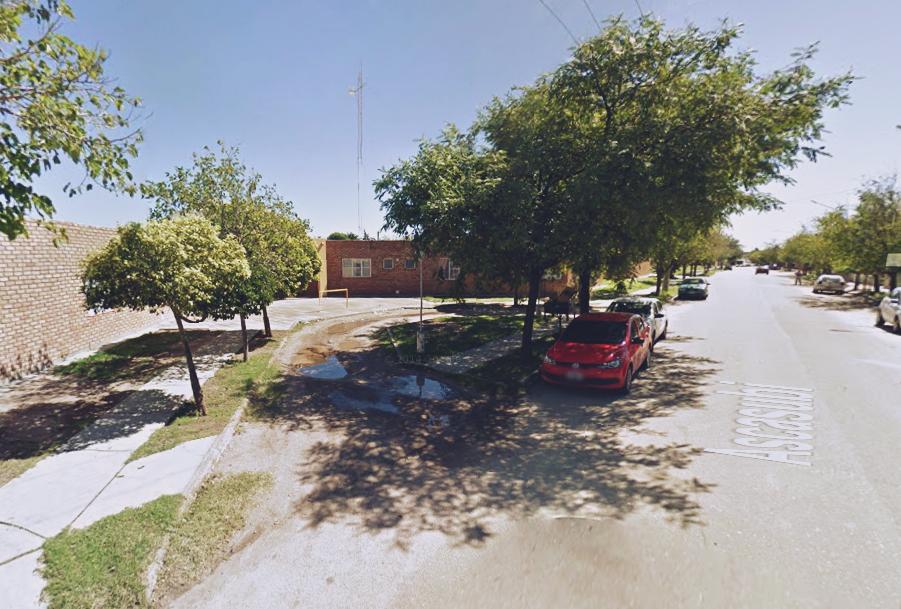Centro educativo nº 21 Puertas de Cuyo