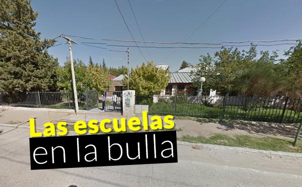 Escuela República de Chile, San Luis, Argentina