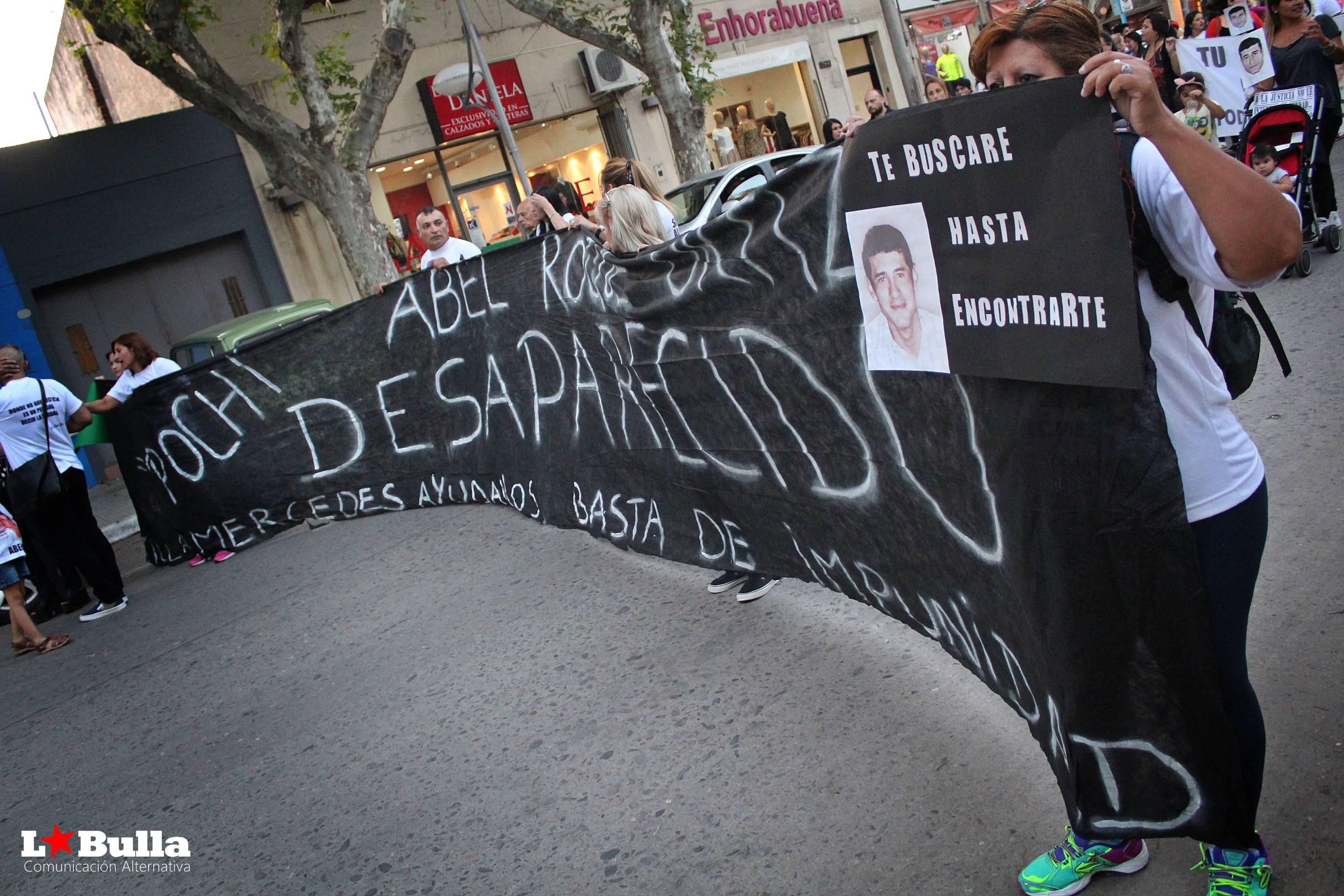 Marcha por Abel Ortiz, Marzo 22 2017