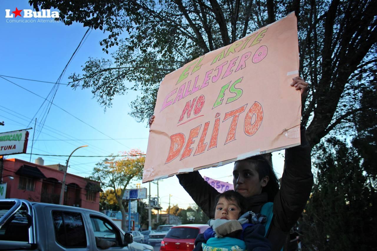 el arte callejero no es delito san luis argentina