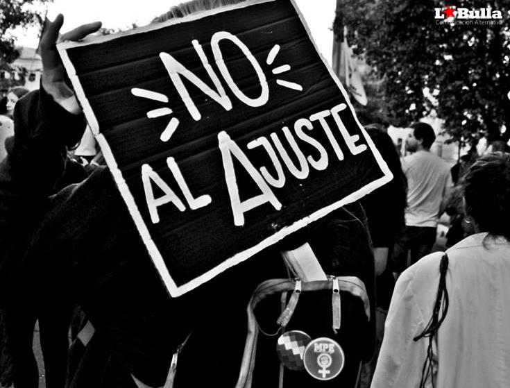 Paro y Marcha en San Luis