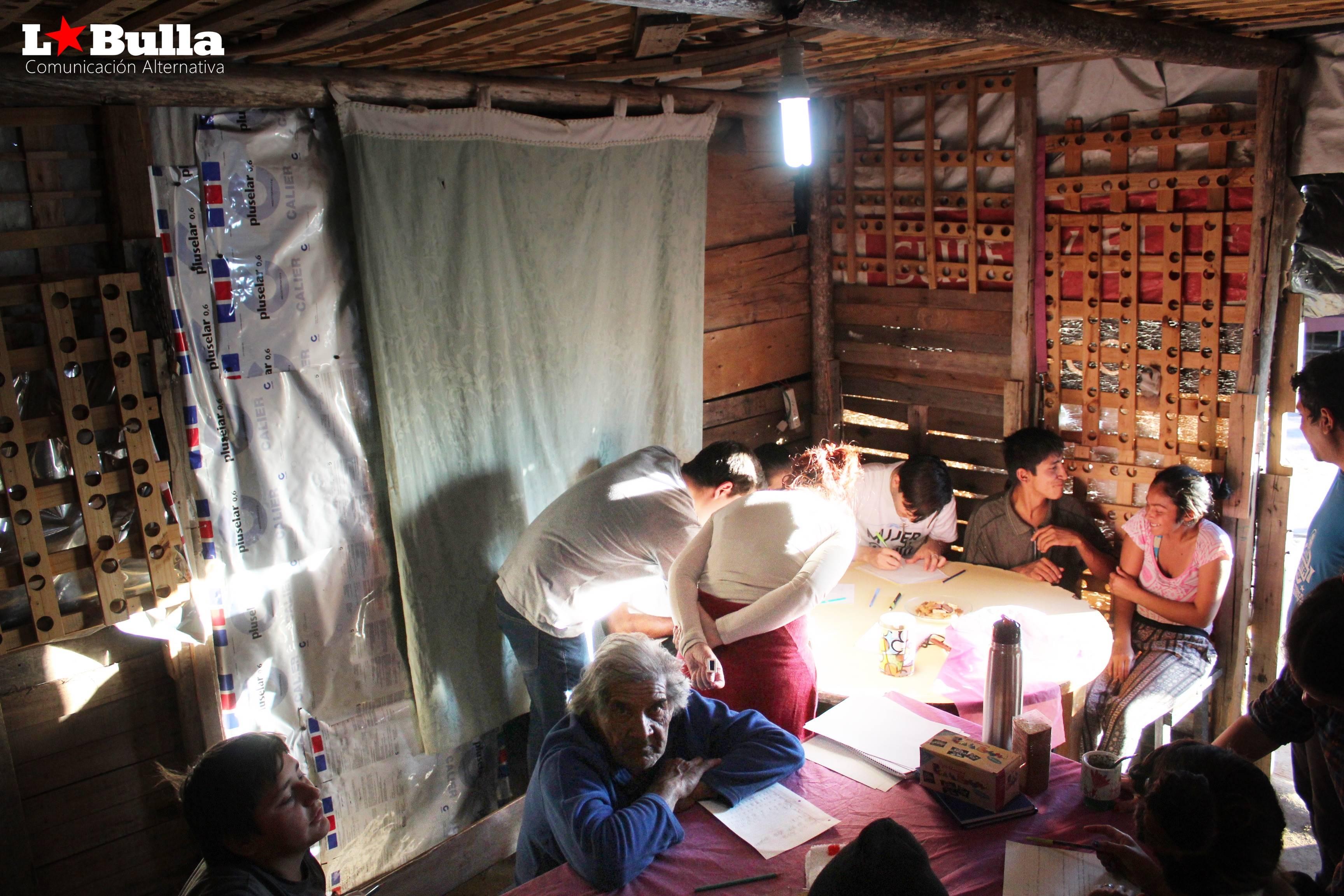 Alfabetización en el Barrio República