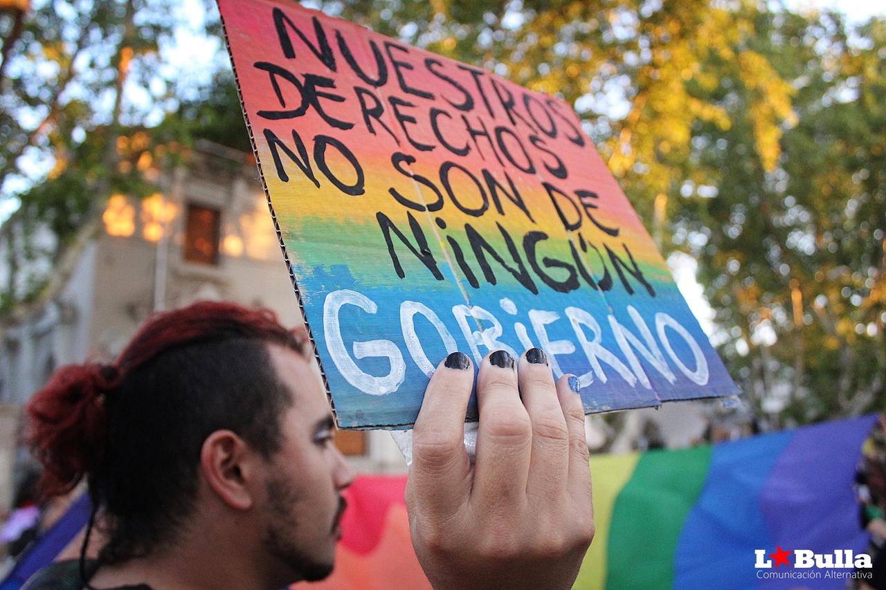 4ta Marcha del Orgullo Disidente LGBTTTIQ