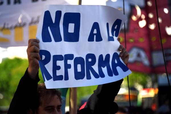 """Ariel Guibelalde: """"La Reforma Laboral fue pactada con la CGT"""""""