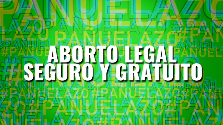 CAMPAÑA POR EL ABORTO LEGAL 2018