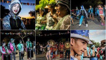 Murgas y comparsas de los barrios de San Luis