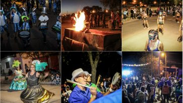 carnaval barrio Scap