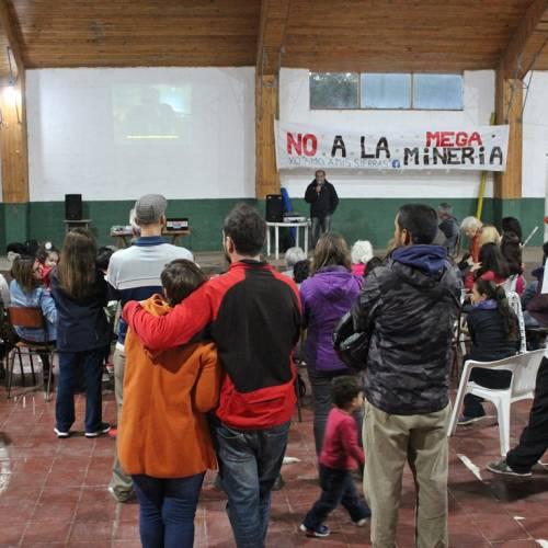 No a la minería de litio en San Luis