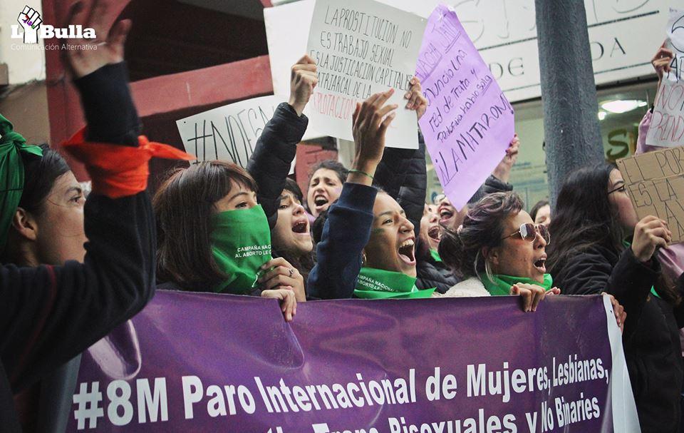 8M, Paro internacional feminista